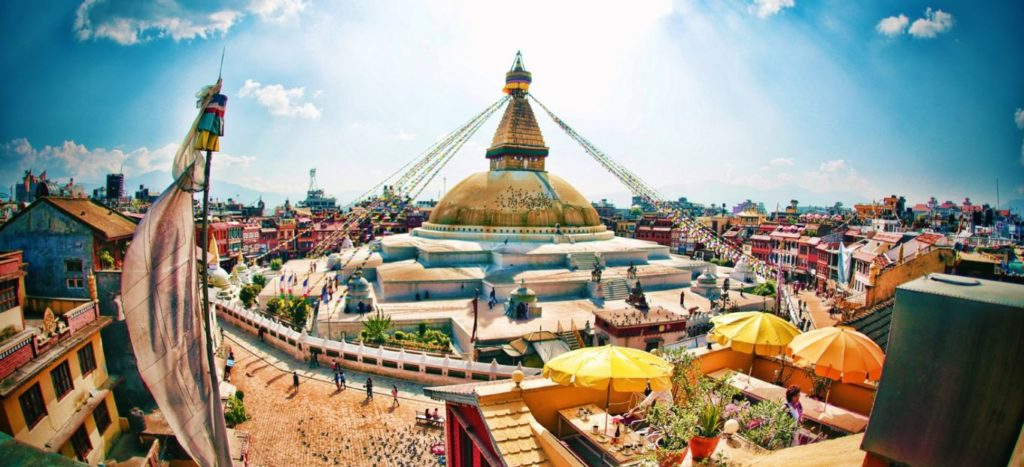 Boudhanath-Stupa-Hd-Wallpaper