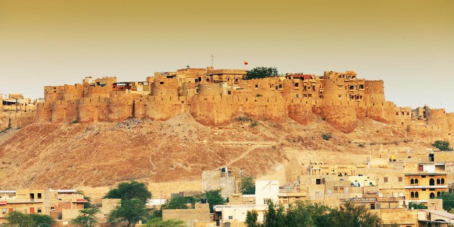 La citadelle de Jaisalmer