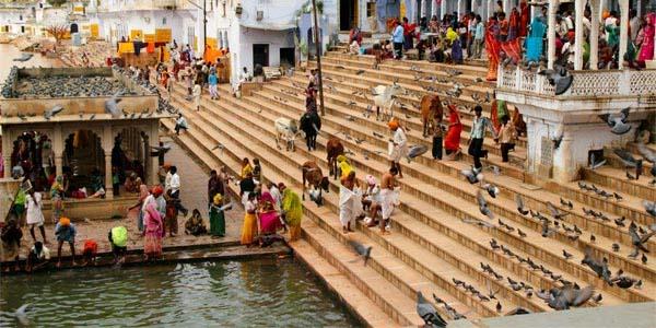 Foire de Pushkar en Inde