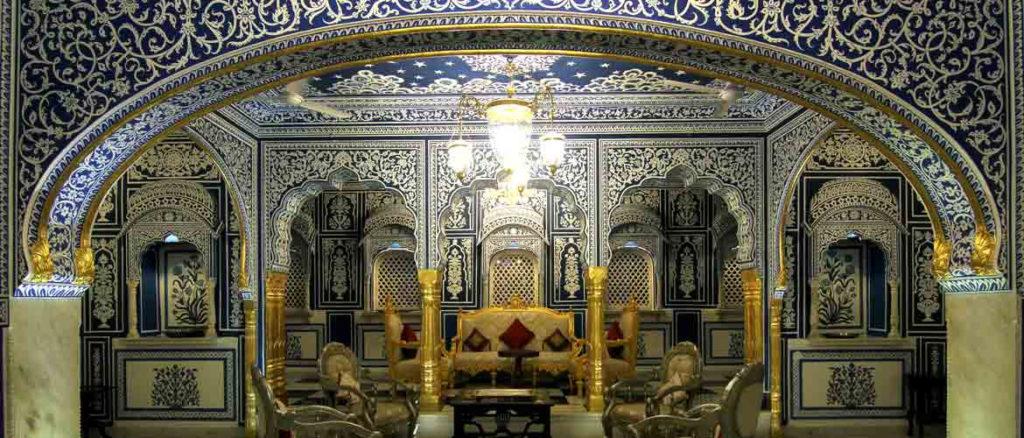 Les 7 beaux hôtels du patrimoine de profiter du Rajasthan rural