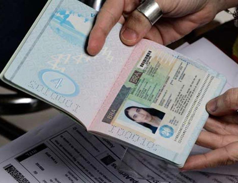 visa pour l'Inde