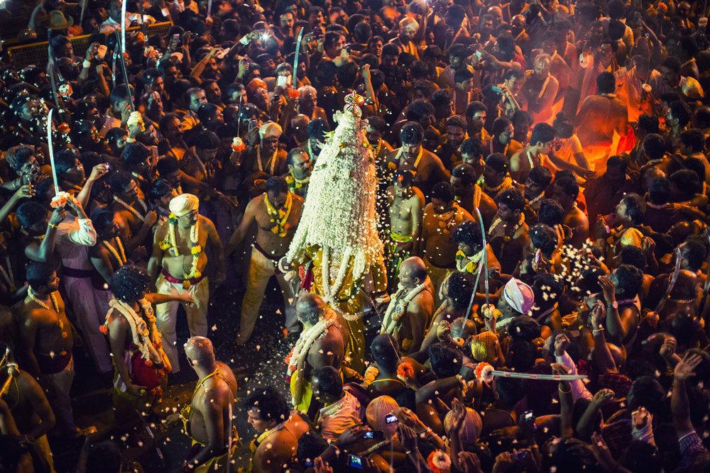 Fêtes les plus populaires de l'Inde du Sud
