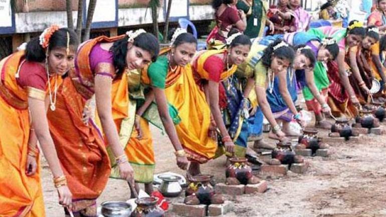 Festivals en Inde du Sud
