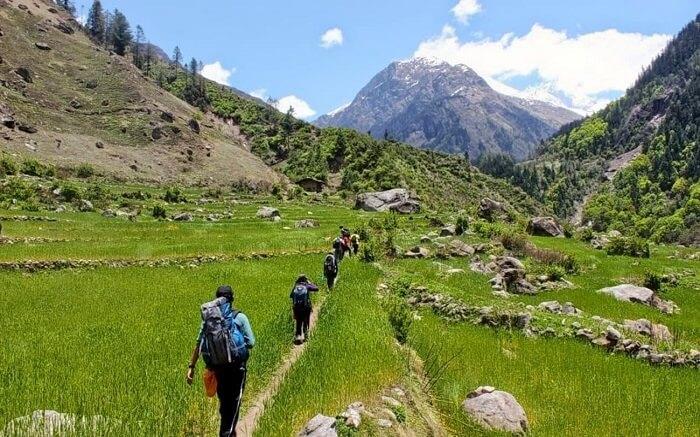 Trekking Rishikesh
