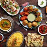 Cuisine, gastronomie et boissons en Inde.