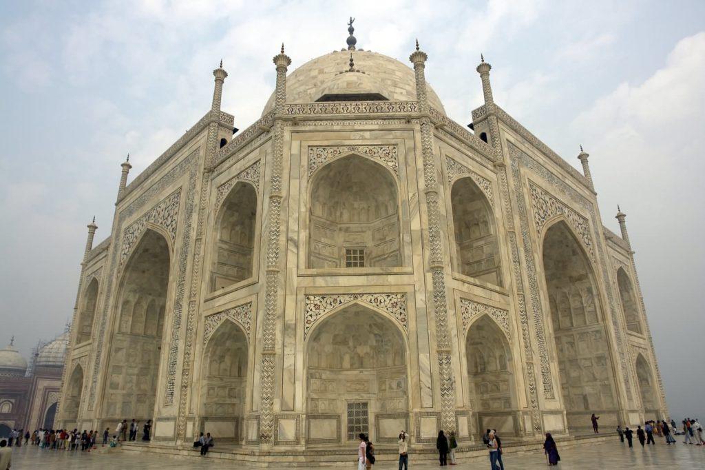 Beautiful-Closeup-Of-Taj-Mahal