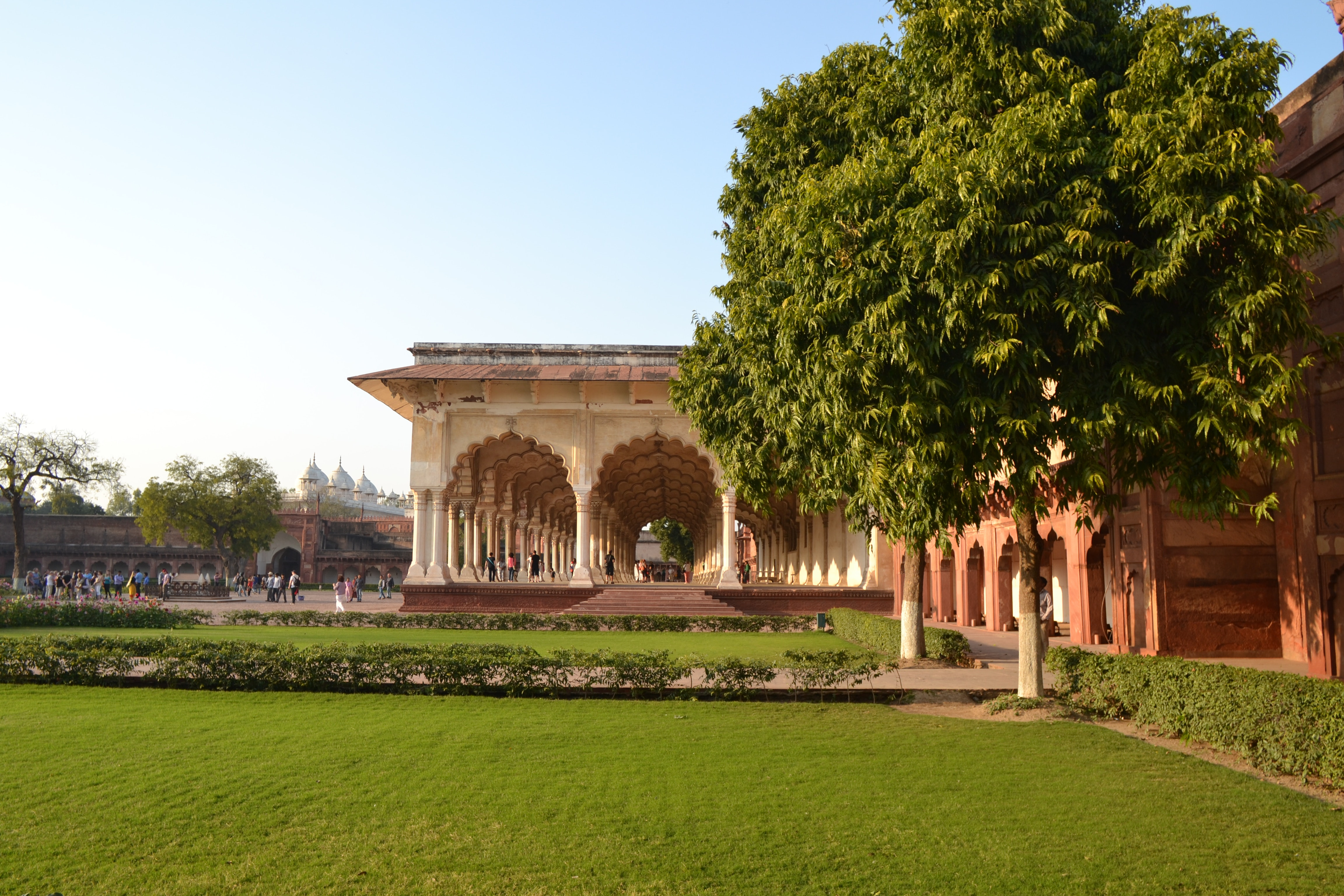 Voyage Agra : Agra Fort