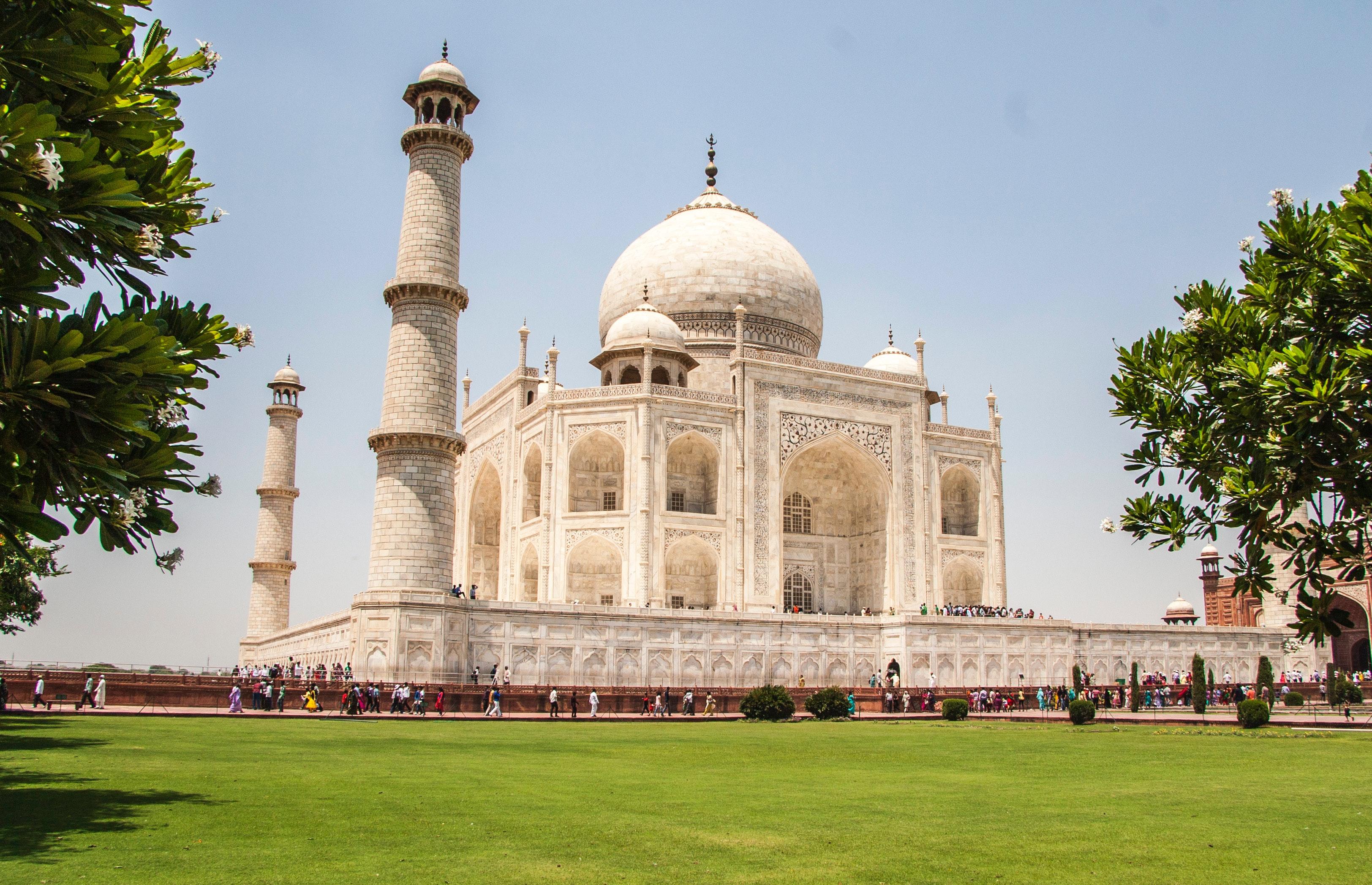 Visiter Agra : Taj Mahal