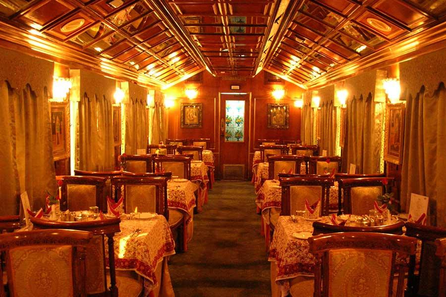 Voyage en Trains de luxe en Inde