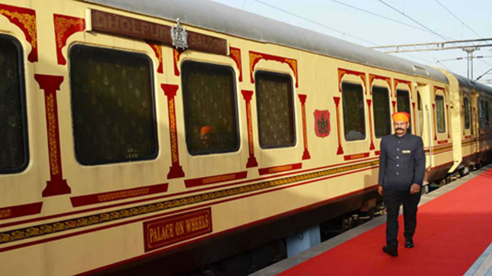 Train de Luxe : Palace on Wheels