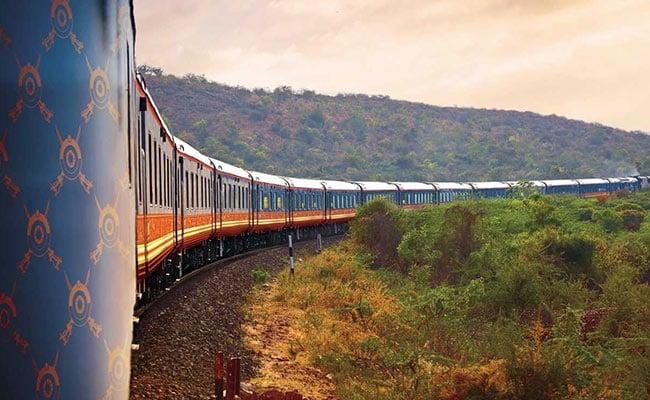 Voyage en train de luxe : Deccan Odyssey