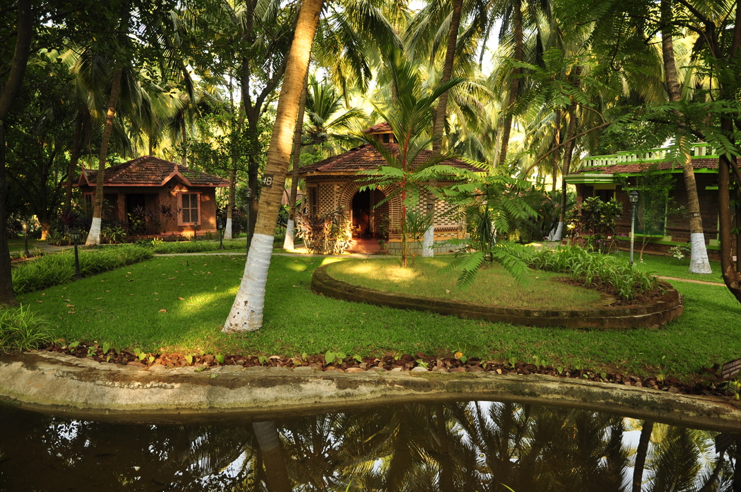 Kairali - Le Village de Cure Ayurvédique au Kerala !