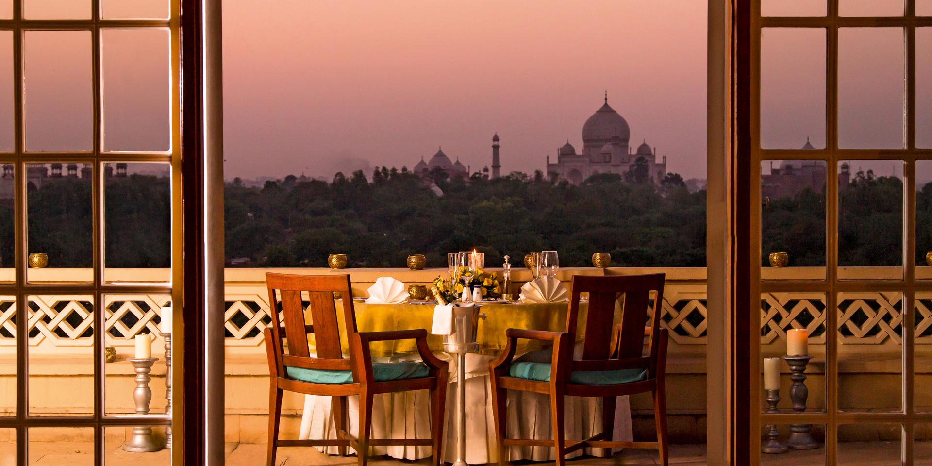 Voyage de Luxe Inde avec Oberois Hôtels