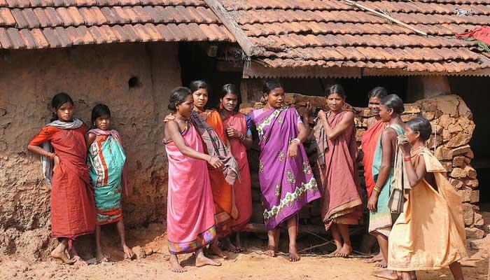 Les tribus d'Orissa