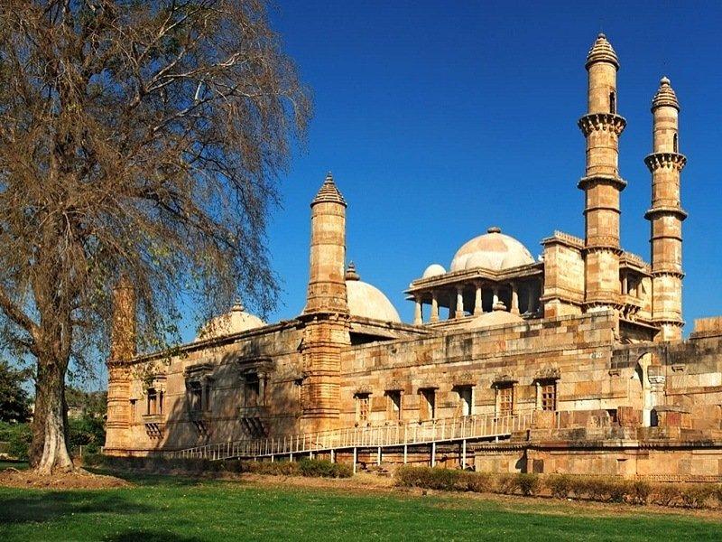 Séjour au Gujarat