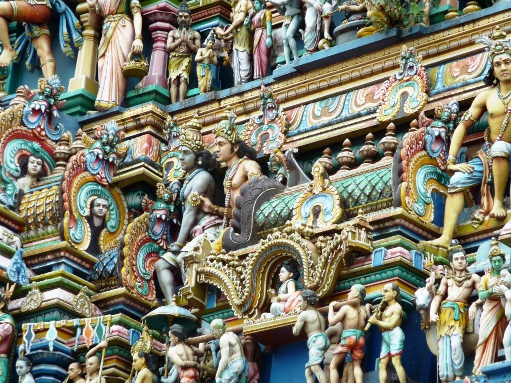 Temple de Kapaleeshwar Chennai