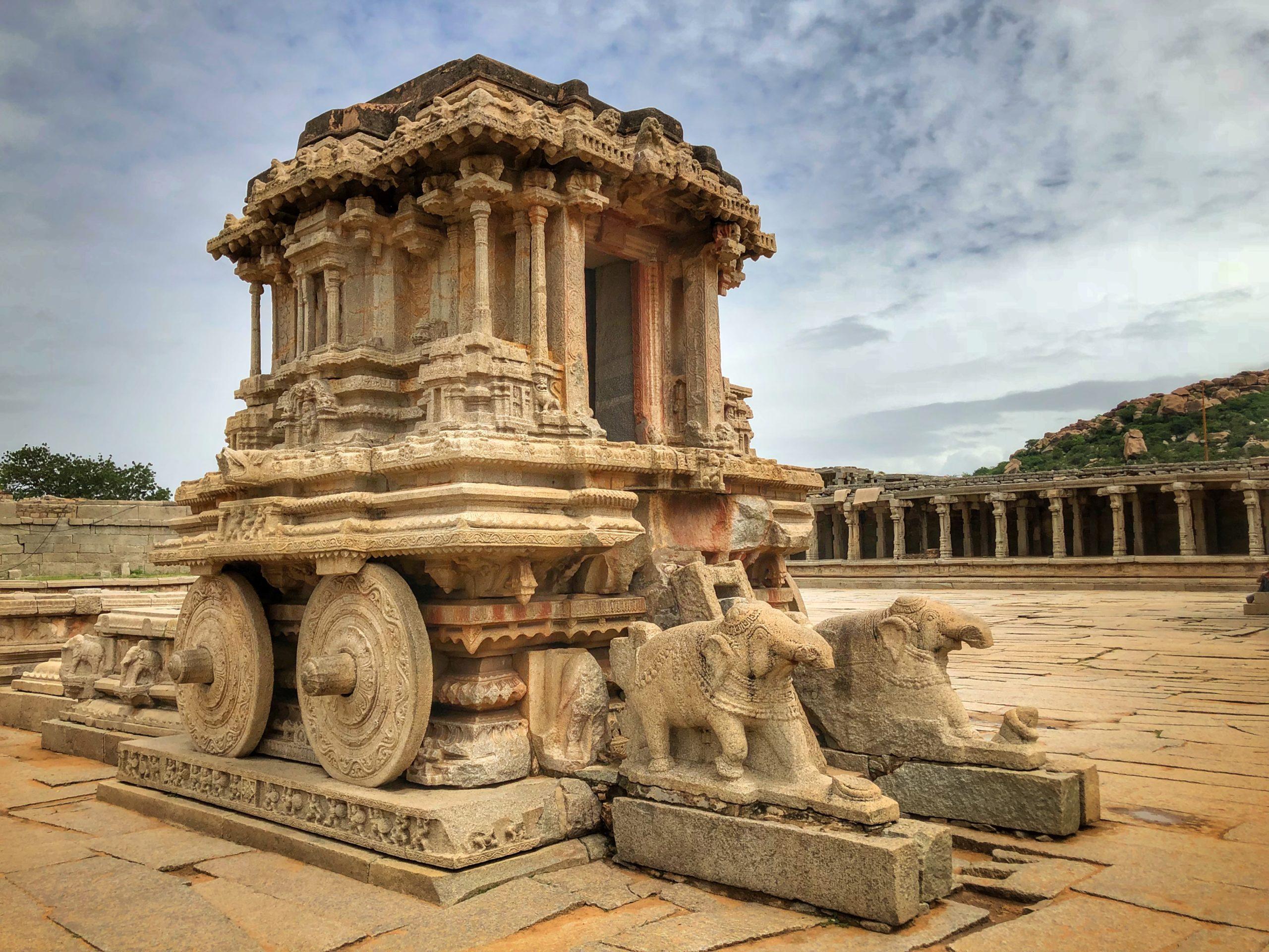 Temples Sacrés du Karnataka et des plages du Kerala