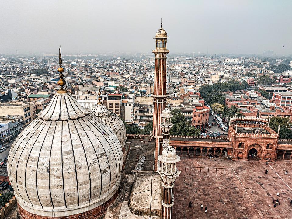 Rajasthan avec Taj Mahal et Benares