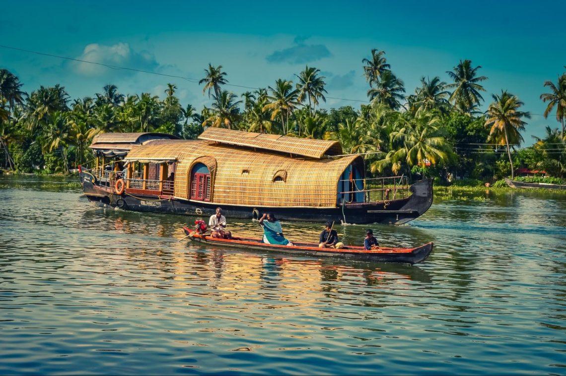 Voyage au Kerala