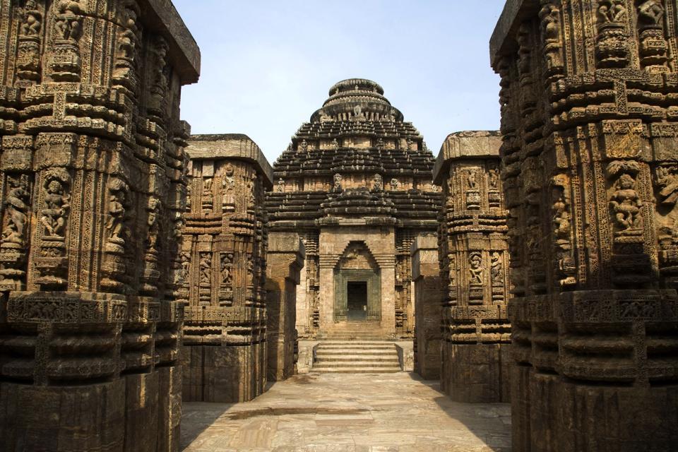 Temple du soleil de Konark
