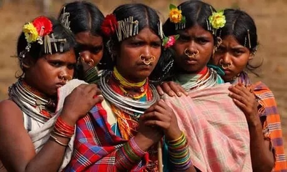 Circuit Tribal d'Orissa