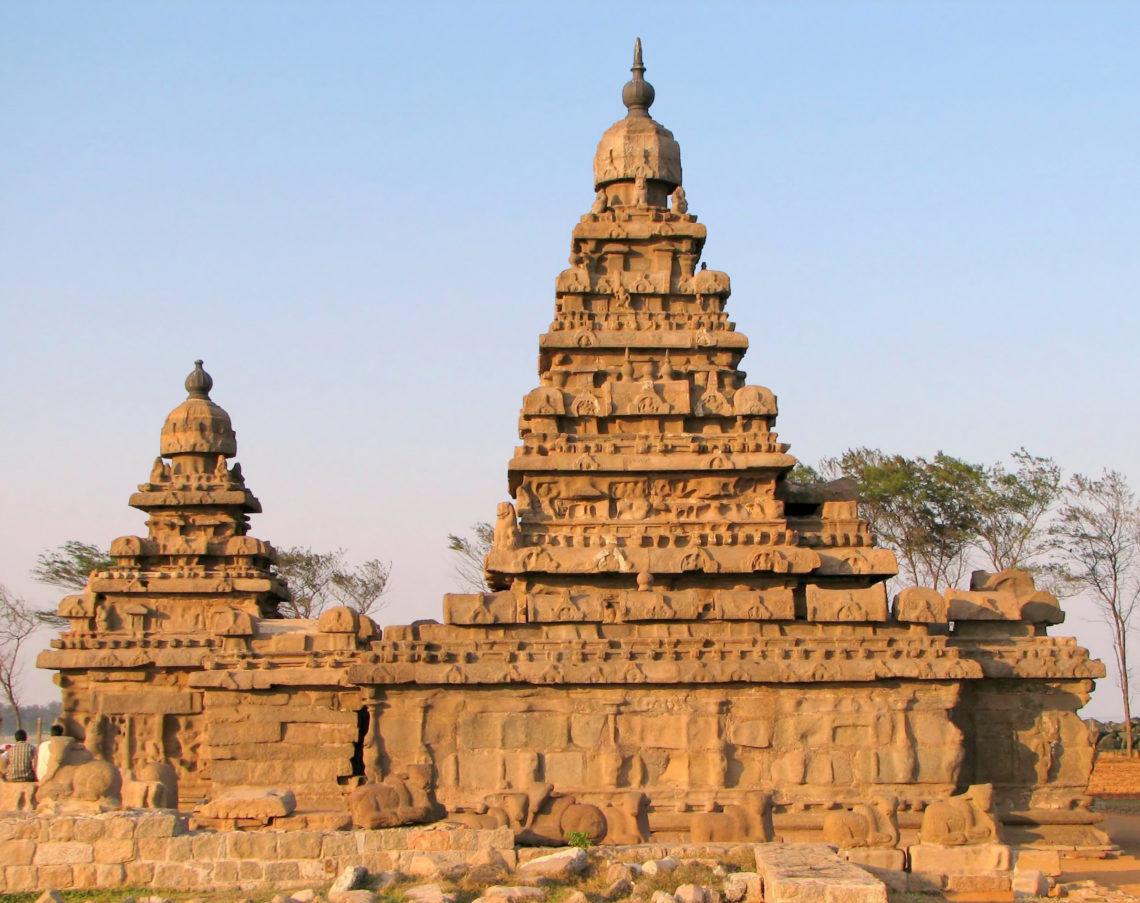 Les temples classiques du Tamil Nadu et Kerala