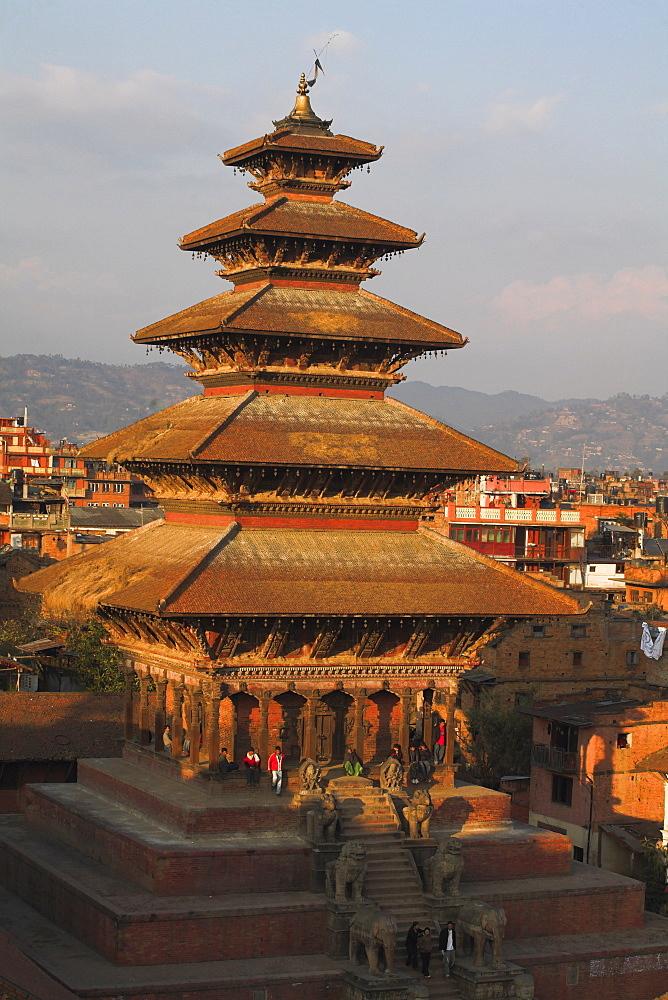 Circuit au Népal