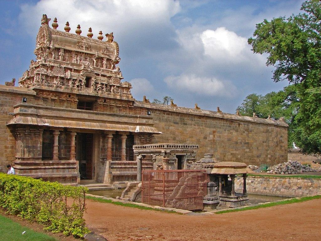 Temple de Airavateshwara