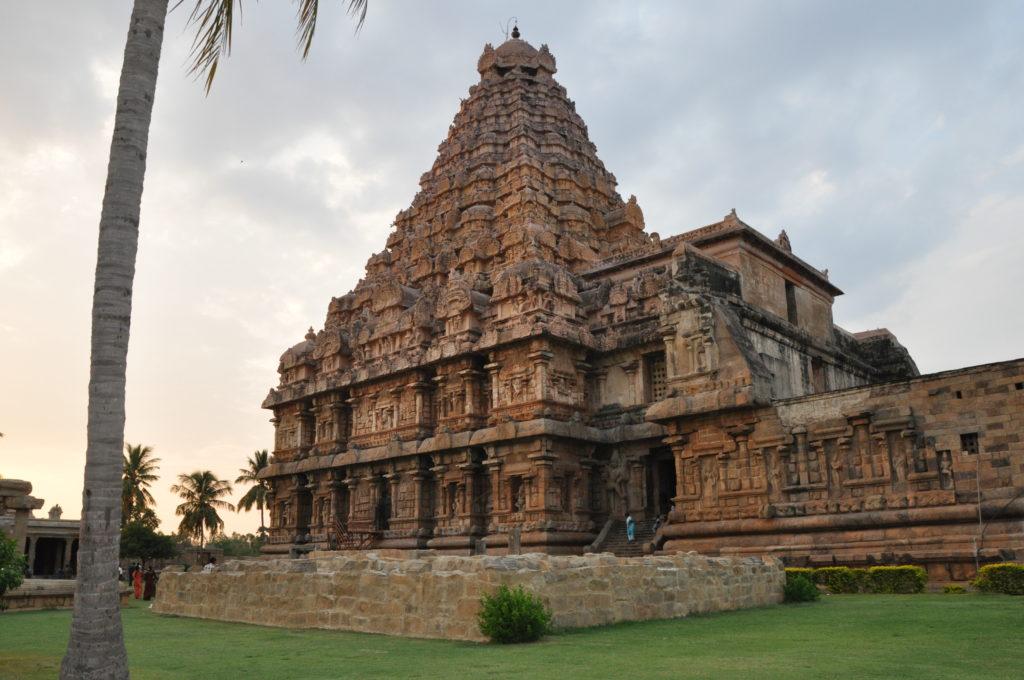 Temple de Gangaikonda Cholapuram