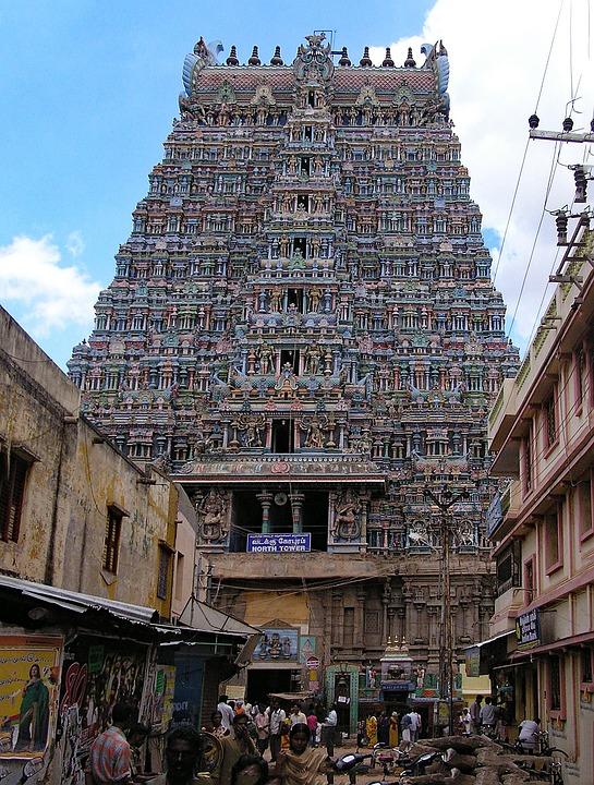 Visiter Madurai