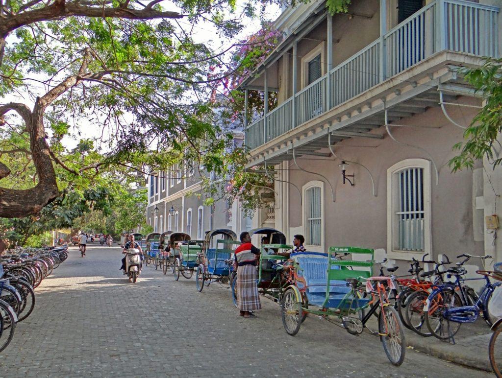 Rue de Pondichéry