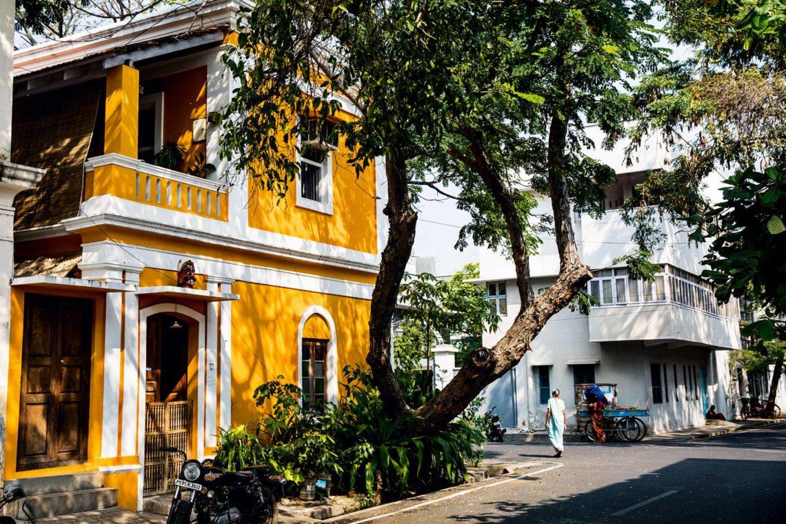 Visiter Pondichéry