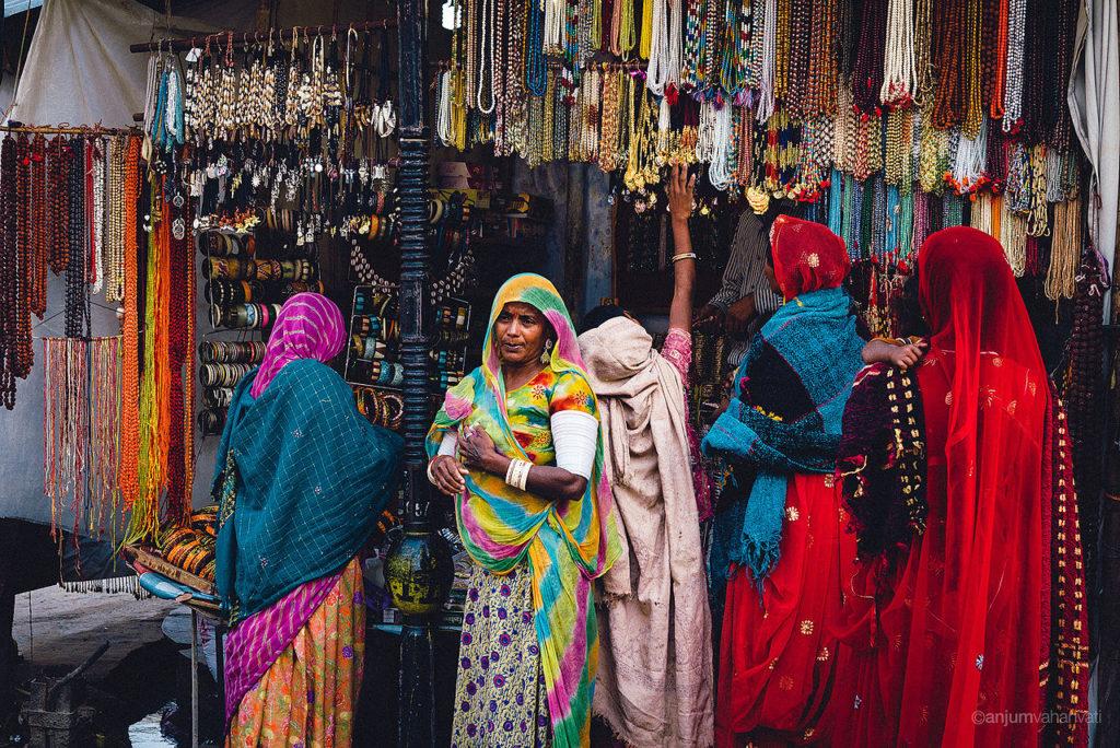 Le marché Sarafa