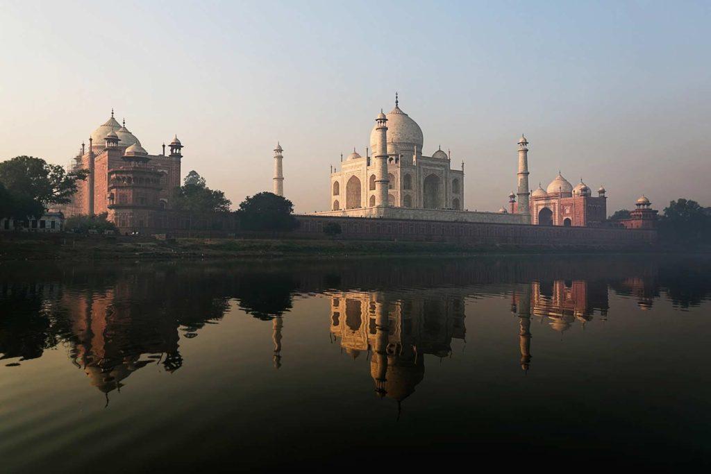 Voyage Taj Mahal
