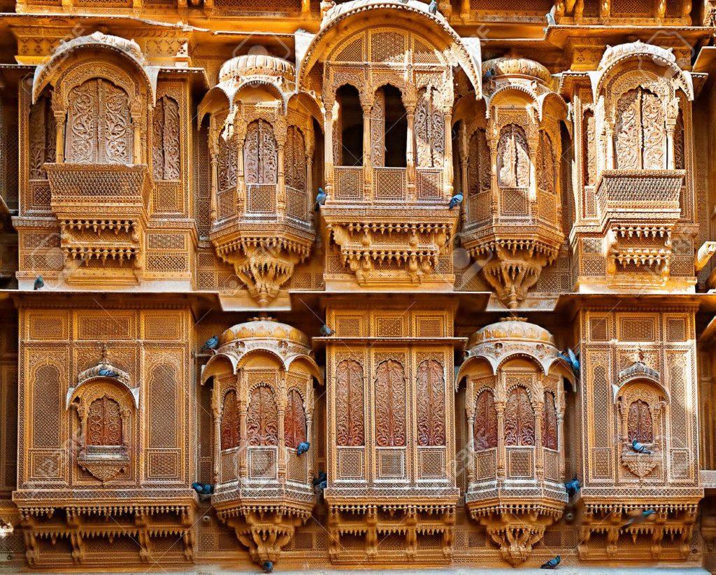 Haveli (Maison ancienne) à Jaisalmer