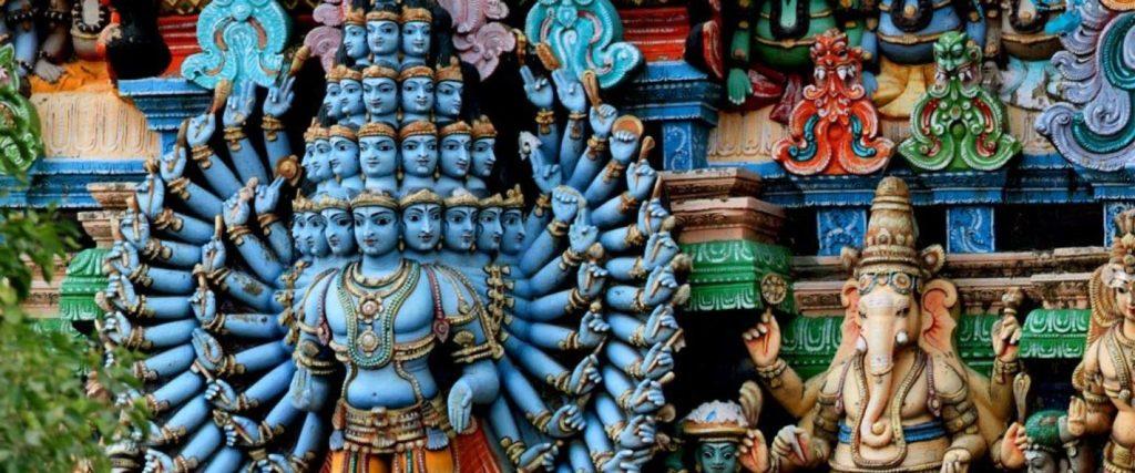 Temple Meenakshi à Madurai