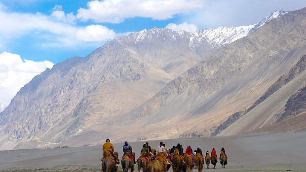 Vallée de la Nubra au Ladakh