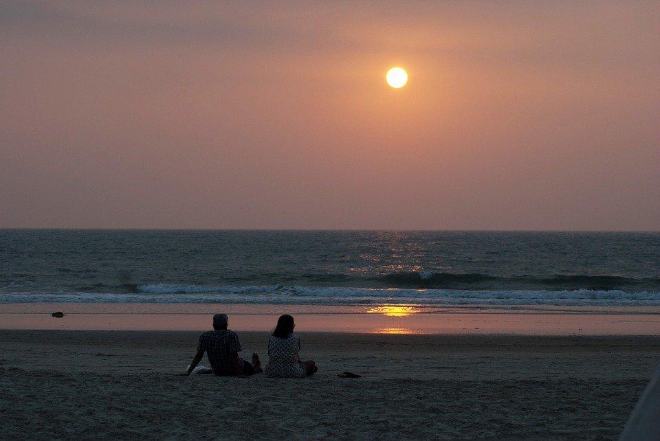 plage à Goa