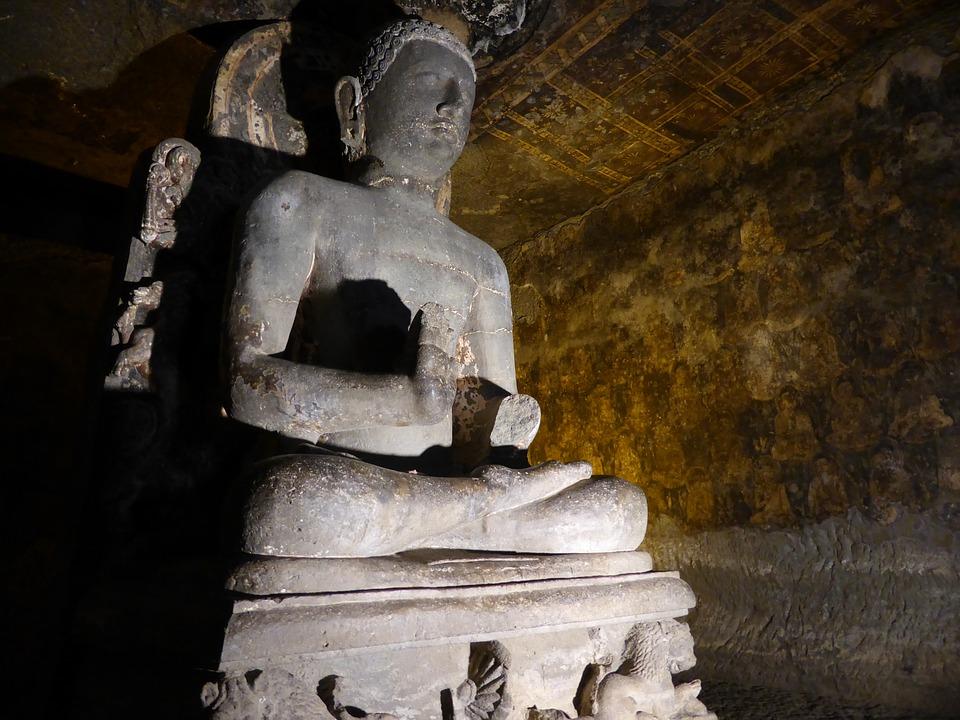 Visiter les grottes d'Ajanta et d'Ellora