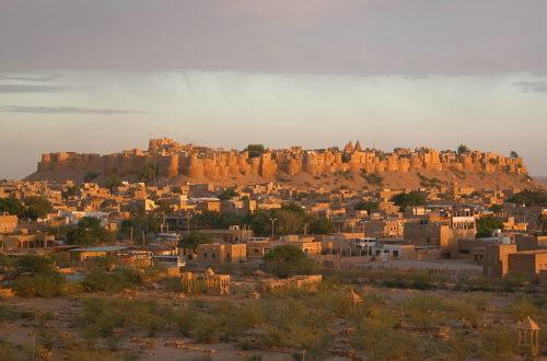 Que visiter à Jaisalmer