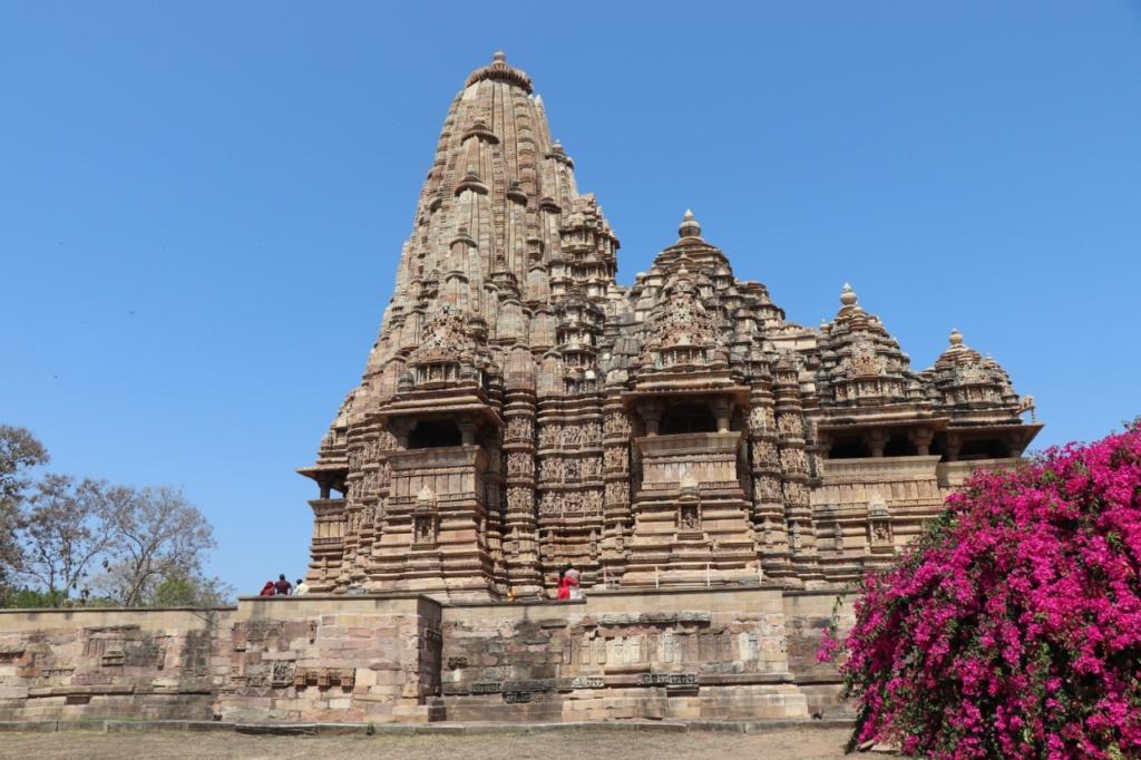Visiter Khajuraho
