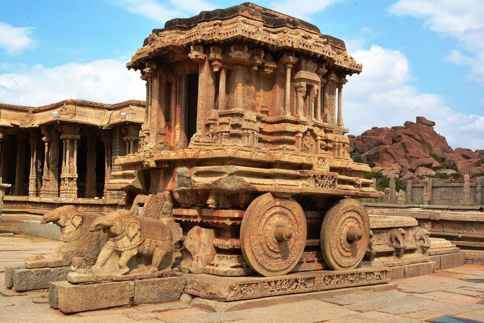 Le temple Vijaya Vittala